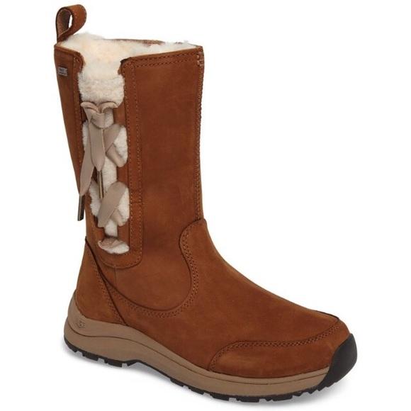 baf380a524f Ugg Suvi Winter Boot in Chestnut NWT